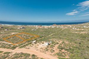 Desirable corner lot walking distance Los cerritos beach. Two 1/2 lots sold together. Lot 1894 corner NE lot, Lot 1894 West Lot with Ocean views