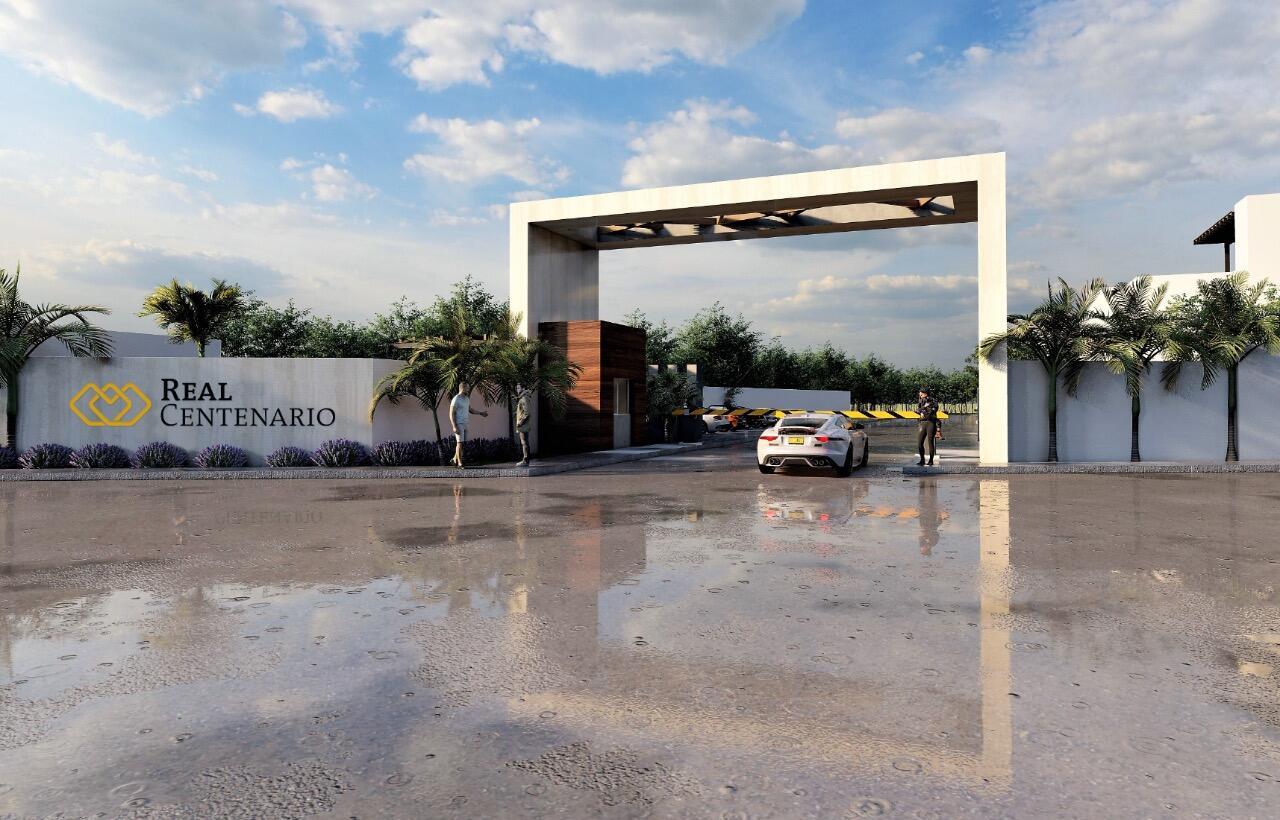 Entrance Real Centenario