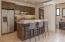 Kitchen/Pantry/Powder Room