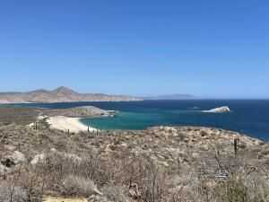Boca del Rosario, Punta Cerralvo - El Saltito, La Paz,