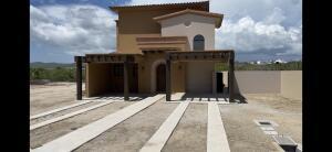 Front entrance mavila villa