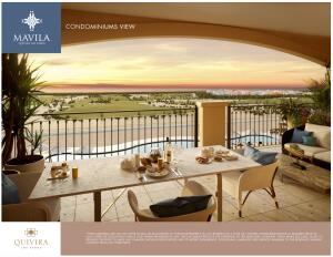 Terrace view 3 bed