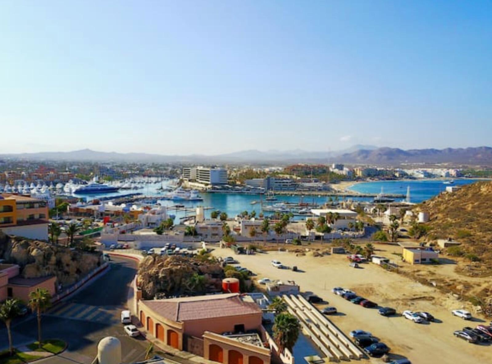 Superbly located 2 bedroom condo, minutes from Cabo San Lucas Marina, Lands end and Lovers beach. recently renovated by local prestigious architect using a highly design for vacation rental use. The condo has robust rental history and offers incomparable convenience for owner and rental guests.