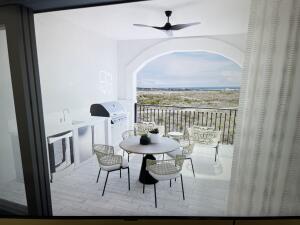 Ocean view 2 bed terrace