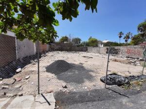 IGNACIO RAMIREZ E/ ALLENDE, LAND FOR SALE, COL. CENTRO, La Paz,