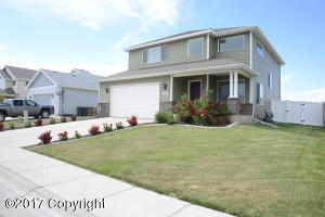 508 Red Ryder Dr -, Gillette, WY 82718