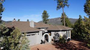 3494 N Whispering Pines Road, Pine, AZ 85544