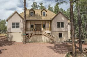 5672 W Sundance Circle, Pine, AZ 85544