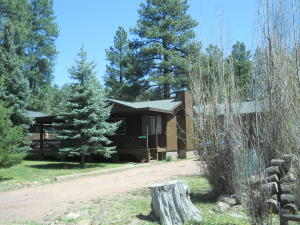 5023 N Rim Wood Road, Strawberry, AZ 85544
