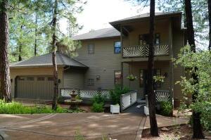 191 S Louie Circle, Christopher Creek, AZ 85541
