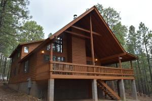 162 Deer Trail, Forest Lakes, AZ 85931