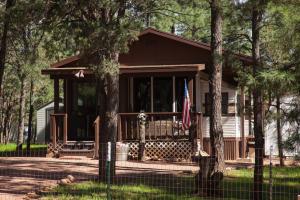 2164 S Woods Drive, Overgaard, AZ 85933