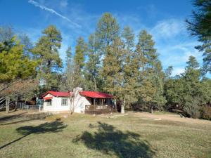 6368 W Barton Drive, Pine, AZ 85544