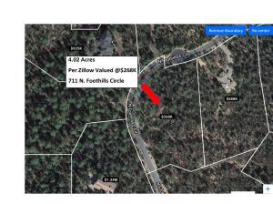 711 N Foothills E Circle, Payson, AZ 85541