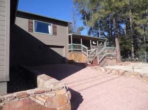 8098 W Fossil Creek Road, Strawberry, AZ 85544