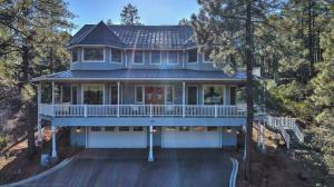 6768 Hardscrabble Mesa Road, Pine, AZ 85544