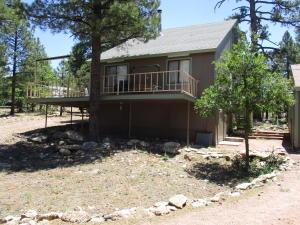 2855 Canyon View Drive, Happy Jack, AZ 86024