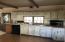 Bunk House kitchen