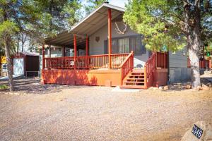 3346 PANORAMA Drive, Overgaard, AZ 85933