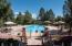 Trailhead pools and hot tub