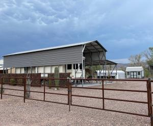 183 N ROPE Road, Tonto Basin, AZ 85553