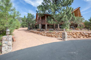 6636 W Wolfpaw Lane, Pine, AZ 85544