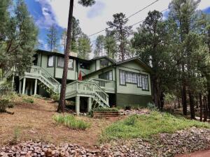 3877 N Whispering Pine Road, Pine, AZ 85544