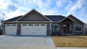 5421 STEEPLECHASE DR, LOT 326, COLUMBIA, MO 65203