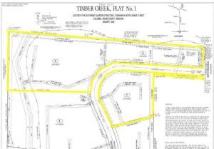 Timber Creek - 1 of 3 lots -26 units