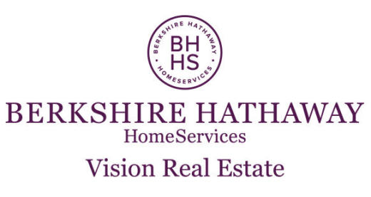 Berkshire Hathaway HomeServices | Vision Real Estate logo