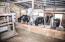 Feed Bins, Tac Room, Hay and Equipment Storage