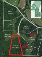 TRACT 35 WOODIE PROCTOR RD, COLUMBIA, MO 65203