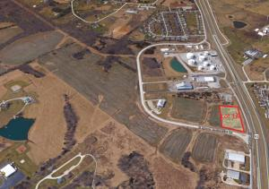 LOT 1A E MEYER INDUSTRIAL DR, COLUMBIA, MO 65201
