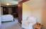 Cute nook in Bedroom 1 upstairs!