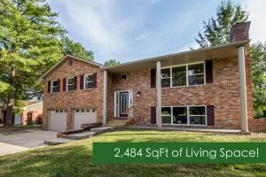 4116 ROLLINS RD, COLUMBIA, MO 65203