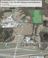 25 acres +- Exit 137 I-70