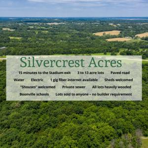 LOT 20 SILVERCREST CT, WOOLDRIDGE, MO 65287