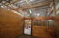 High ceilings for better ventilation