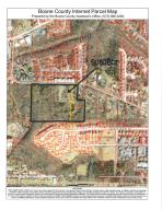 Aerial View of Subject Property, Bear Creek Prairie