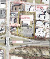 Assessor's Aerial - 1612 Providence Road, Columbia Missouri