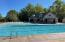 The Gates has a beautiful pool complex and clubhouse for home owners to enjoy!