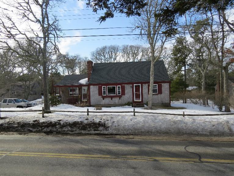 261  Sam Ryder Road, Chatham MA, 02633