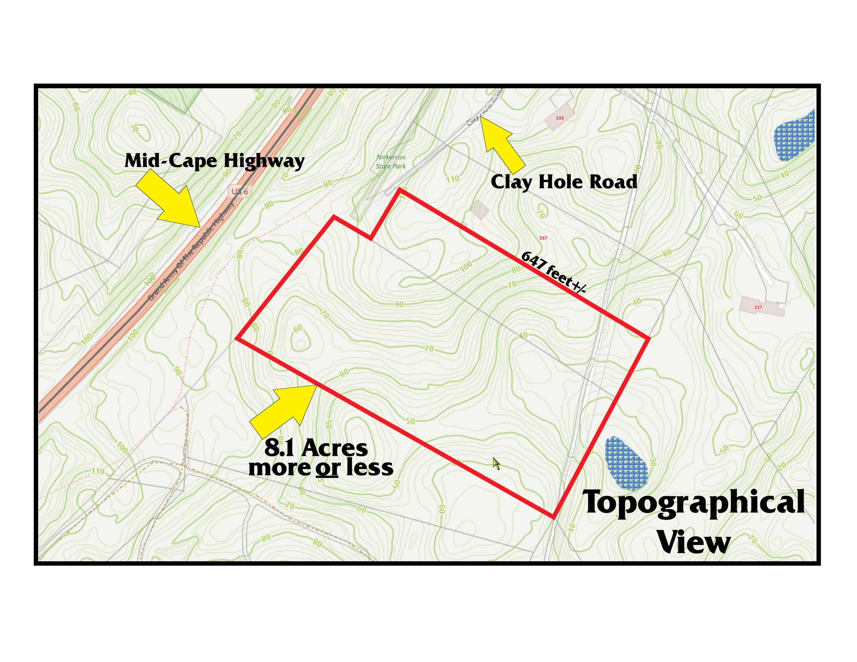 0 Clay hole Road, Brewster, 02631, Brewster - SOLD LISTING, MLS ...