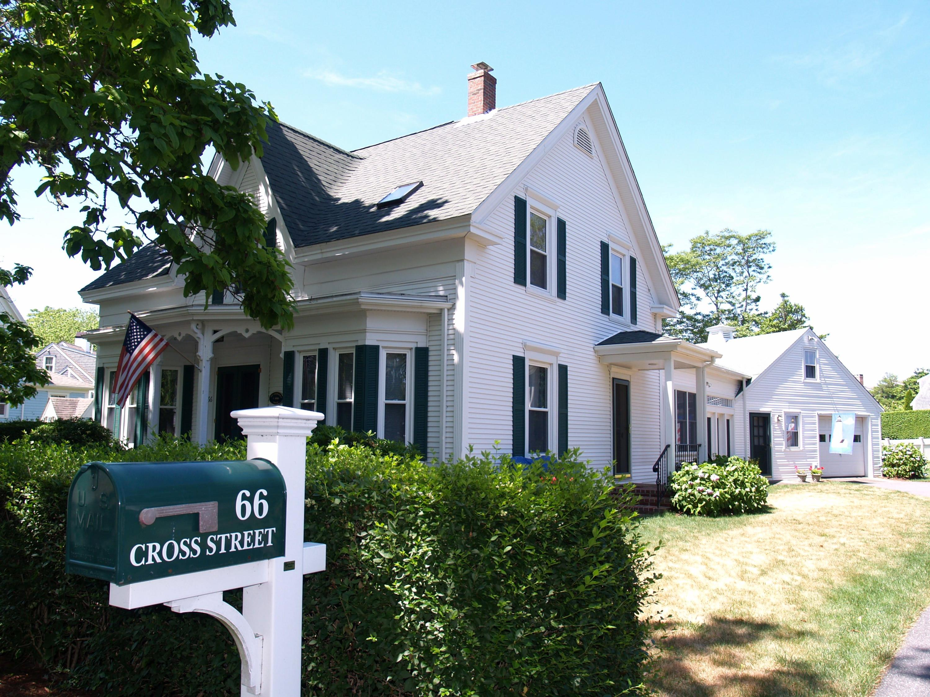 66  Cross Street, Chatham MA, 02633