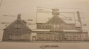Exterior plans available for viewing