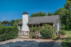 1950 Cottage situated on a pond close to Millway Beach and the quaint village of Barnstable.
