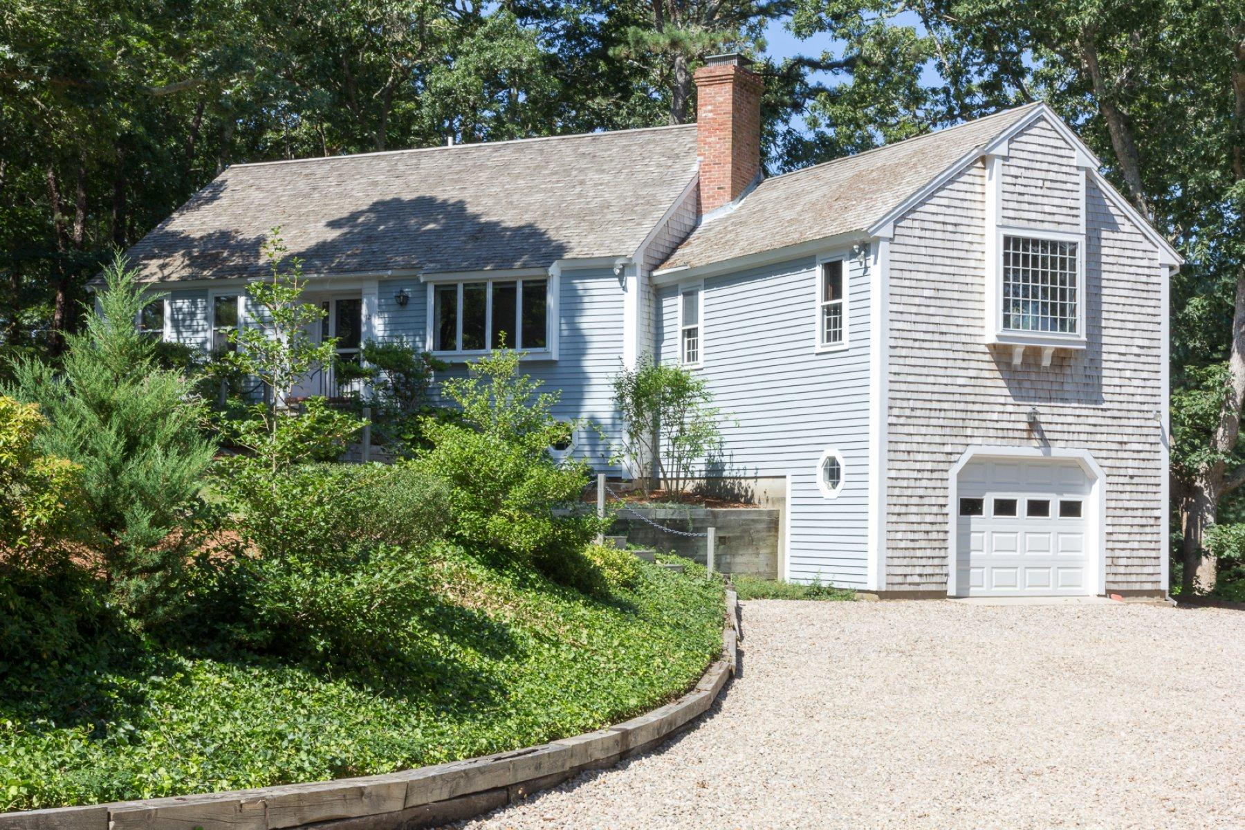 Cape Cod Real Estate, Cape Homes