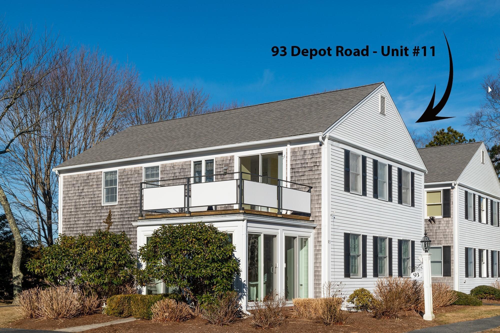 93 Depot Road, Chatham MA, 02633
