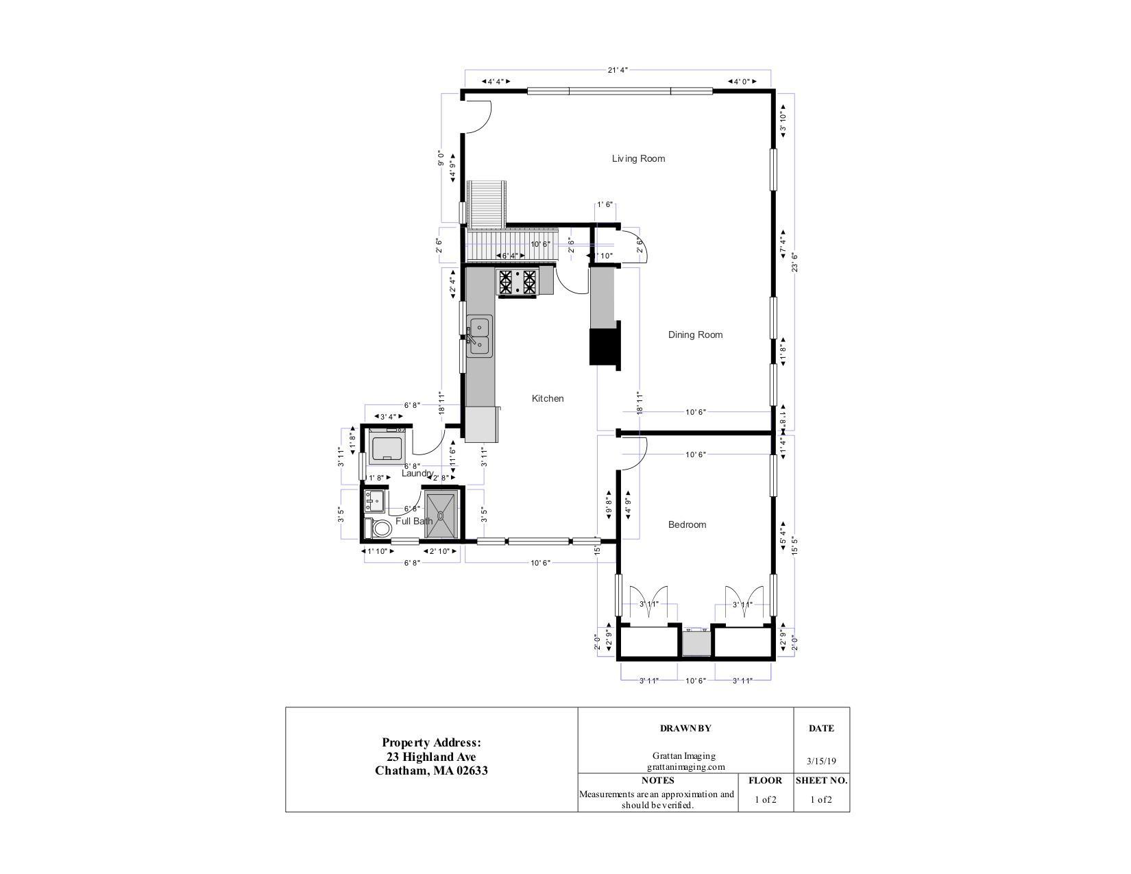 23 Highland Avenue, Chatham MA, 02633 - slide 19
