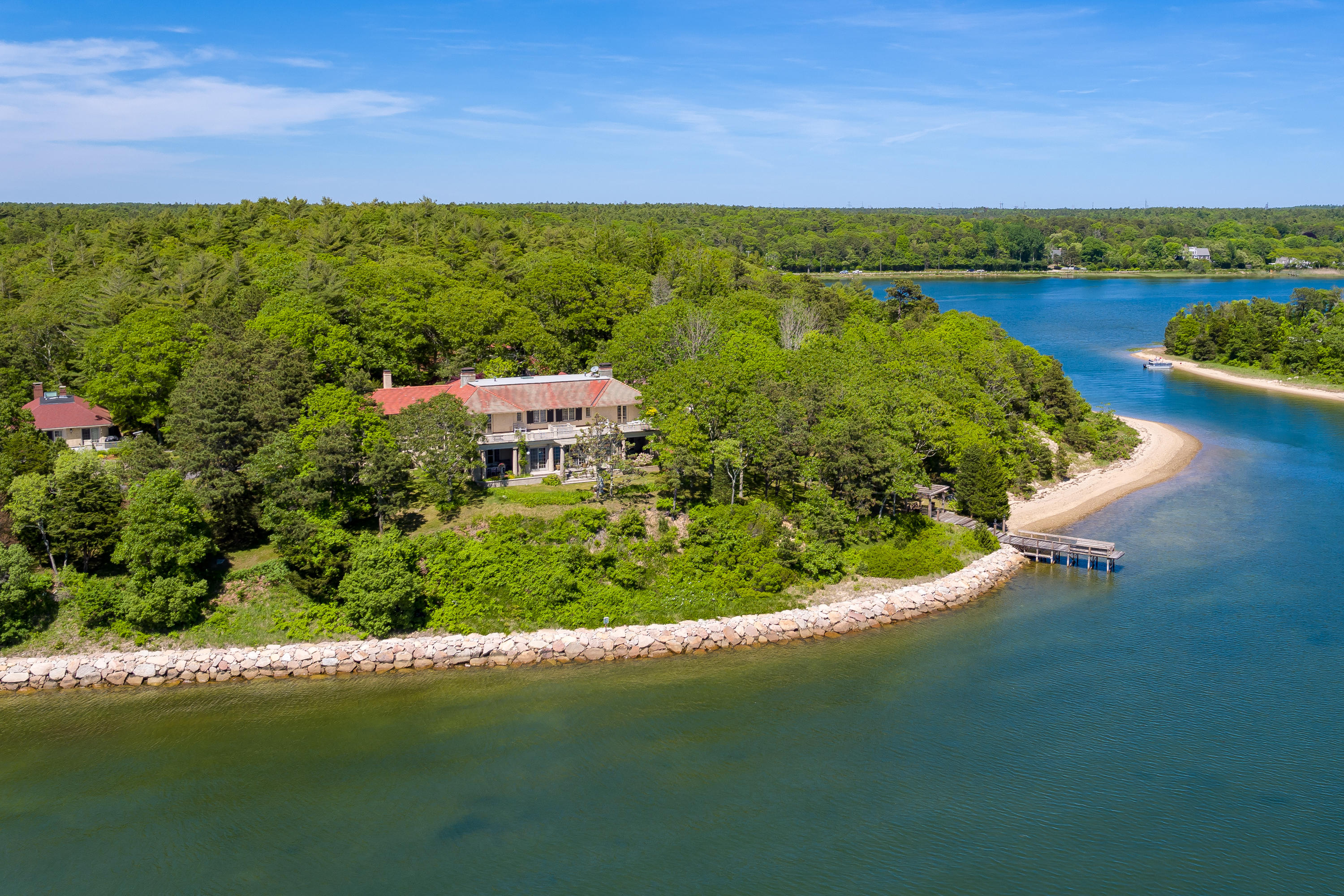681 Head Of The Bay Road, Buzzards Bay, Massachusetts, 02532, 7 Bedrooms Bedrooms, ,6 BathroomsBathrooms,Residential,For Sale,681 Head Of The Bay Road,21904351